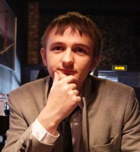 Кривич Артём - создатель и редактор Телеграфистъ, создатель проектов Континенталистъ, Идентаристъ